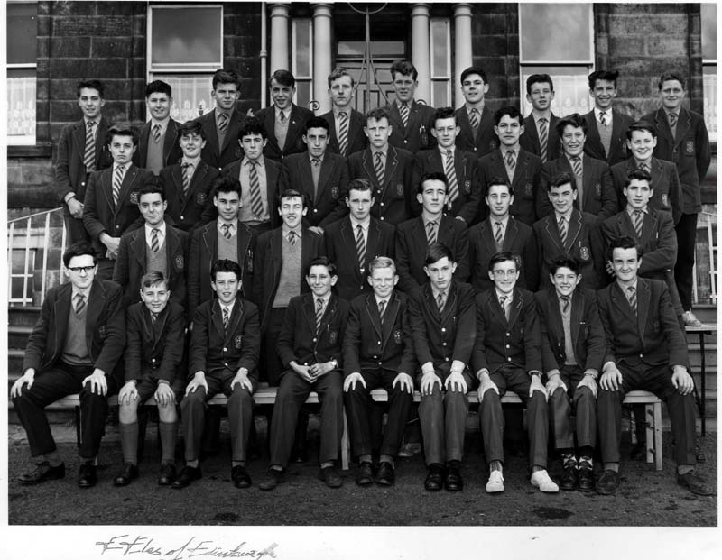 4th Year CLASS OF 1962.jpg - 4th Year Class of 1962