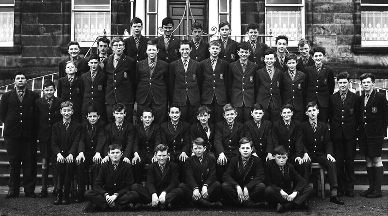 Class Photo 8.jpg - Can you plase supply the names of the pupils in this photo which includes Chris Kerr, Frank Dougan, Wyndham (Donald) Smith, Freddy D'Agostino ?