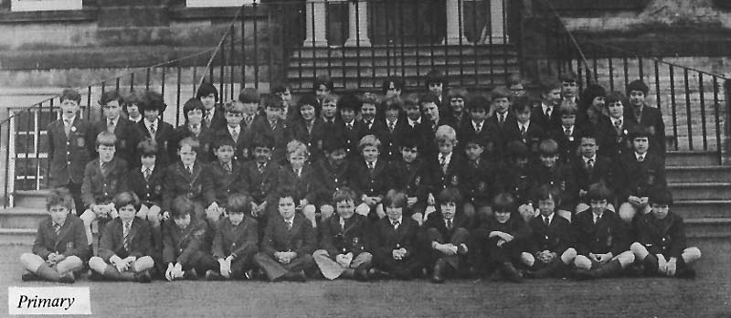 Primary School 1976.jpg - Can you identify any one in this photo?