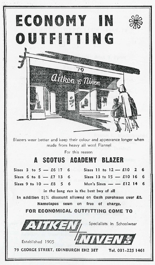 AitkenNiven.jpg - Advert from The Scotian.