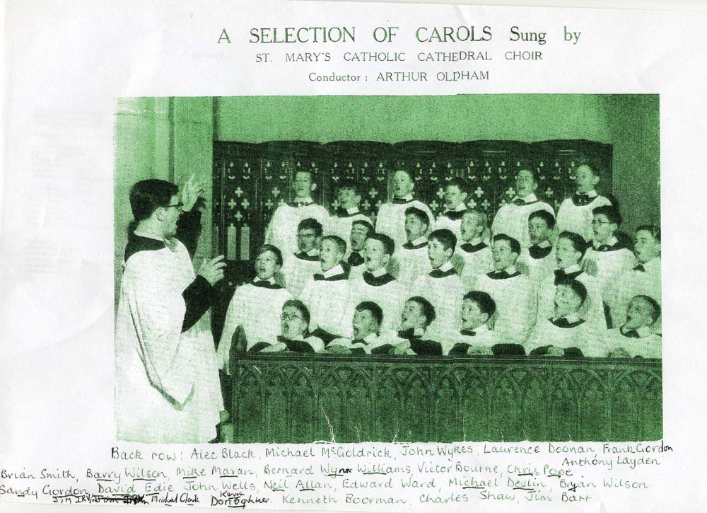 Cathedral Choir 1961.jpg - Where you one of these angels?