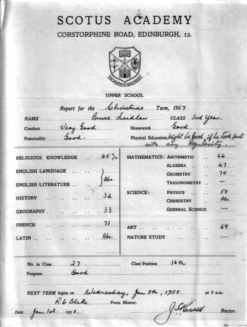 ScotusReports0002.jpg - Bruce Laidlaw's report card 1957