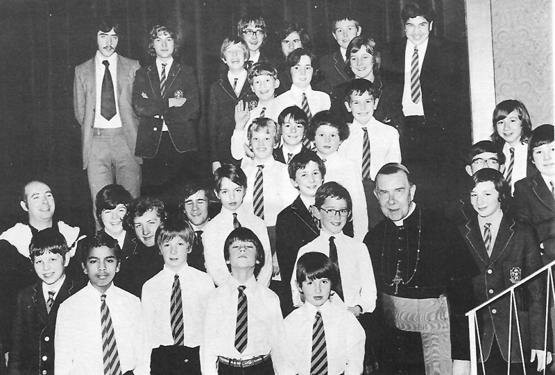 Speech Day Prize Winners 1973.jpg - Speech Day Prize Winners in 1973