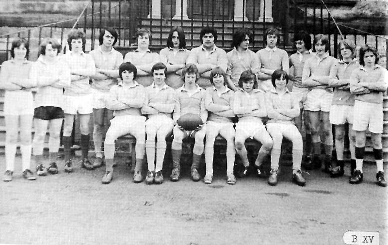 B XV 1975.jpg - Rugby B XV from 1975
