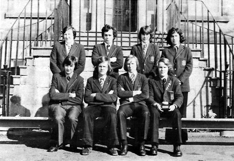 Curling Team 1976.jpg - Curling Team in 1977.