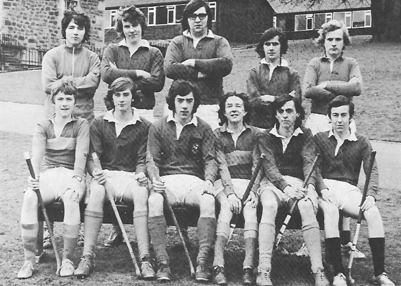 Hockey Team 1st XI 1972.jpg - Hockey team 1st XI in 1972